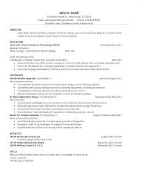 Military To Civilian Resume Template Enchanting Marine Resume Sample Resume For A Military To Civilian Transition