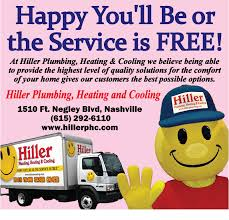 hiller plumbing heating and cooling