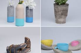 5 Solid Ideas: Concrete Crafts for Your Home | Real Moms