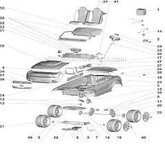 power wheels p8812 parts list and diagram ereplacementparts com