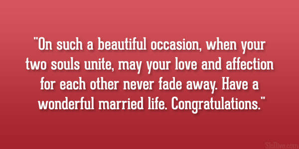 happy marriage life wishes quotes