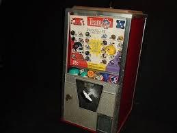 25 Cent Vending Machine Beauteous 48'S GUMBALL FOOTBALL HELMET 48 CENT VENDING MACHINE WITH HELMETS