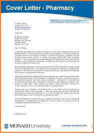 6 Pharmacy Technician Cover Letter Samples Farmer Resume