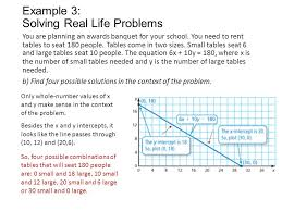 11 example 3 solving real life problems