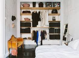 Small Bedroom Closet Organization Decor Painting