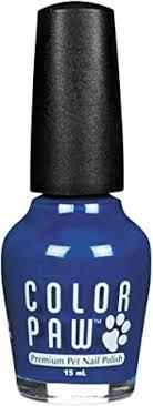 Amazon.com: Top Performance Color Paw <b>Nail Polish</b> for <b>Dogs</b>, Blue