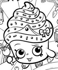 Small Picture Shopkins Coloring Pages Season 1 Kooky Cookie Shopkins