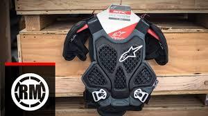 Alpinestars Bionic Motocross Roost Deflector