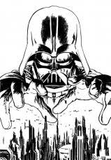 Small Picture Lego Darth Vader Printable Star Wars Coloring Pages VoteForVerde