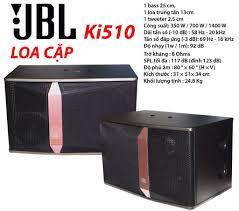 Vì sao nên mua loa karaoke JBL?