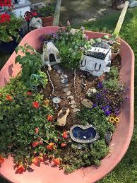 Best Fairy Garden Ideas Large On Pinterest Gnome Tree Stump