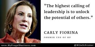 Leadership Quotes By Women Interesting Bootstrap Business 48 Famous Carly Fiorina Business Quotes