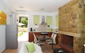 Raised Kitchen Floor Kitchen Living Room Combo Floor Plans Cream Raised Panel Kitchen