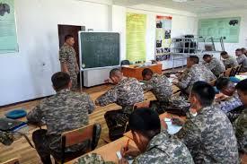 Курсовая подготовка военнослужащих проходит в Вооруженных силах  Курсовая подготовка военнослужащих проходит в Вооруженных силах Казахстана