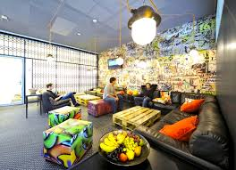 Google office tel aviv 21 Optam Greenlaunches Google Repurposes Brewery In Zurich And Turns It Into Vibrant Office
