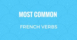 200 most common french verbs pdf
