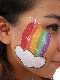easy face painting ideas for beginners bing images