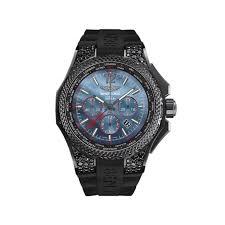 Bentley Gmt Light Body B04 Midnight Carbon Breitling Bentley Gmt Light Body B04 Vb0432au Be25 222s V20dsa 2 Titanium Diamonds Watch