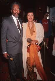 Morgan Freeman and Myrna Freeman - Ado York Premiere - 7