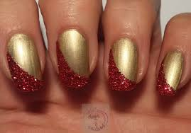 Easy Christmas Nail Designs, Christmas Nail Designs For Beginners ...