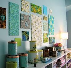 fabric panels how to studio fabric wall decor 4