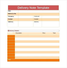 Delivery Manifest Template Courier Delivery Form Template Courier Delivery Form Template Free
