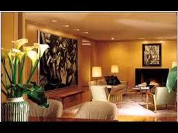 living room recessed lighting decorating ideas