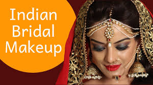 tutorial bridal makeup contemporary indian bridal look