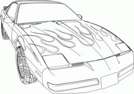 Small Picture Fast And Furious 7 Coloring Page Coloring Home