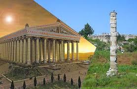 Храм Артемиды в Турции Чудеса света храм артемиды сейчас