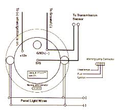 e type electronic speedometer booklet schematic for speedo