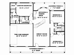 interior country house plan 3 bedrms 25 baths 1297 sq ft 120 1368 throughout 1500