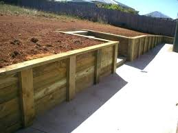 retaining walls wood wood retaining wall cost nice ideas wood retaining wall cost ideas about wood retaining walls wood