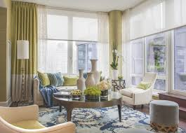 Living Room Curtain For Bay Windows Living Room Curtain Ideas For Bay Windows Home And Interior