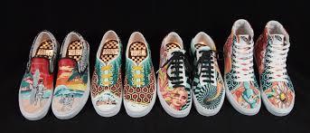 Vans Design Contest Winners Vans Custom Culture Competition Finalists 2016 Teen Vogue