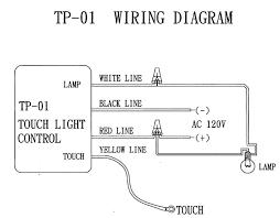 zing ear tp 01 zh touch lamp light dimmer switch control sensor com