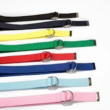 New Pattern Korean Fashion <b>Unisex Rainbow</b> Plain Webbing <b>Men</b> ...