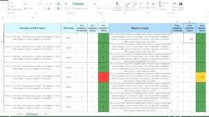 Free Log Template Simple 44 Risk Management Network Email Templates Ideas Table B Simplified