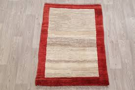 natural dye wool zollanvari gabbeh shiraz persian oriental area rug 3 11 x2 10 contemporary area rugs by rugsource inc