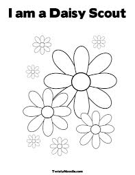 Small Picture Girl Scout Coloring Pages Girl Scout Christmas Coloring Pages