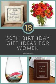 18 best 50th birthday gifts for women 50th birthday gift ideas for her