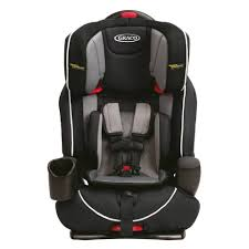 forward facing booster seat with safety surround the graco nautilus 3 in 1