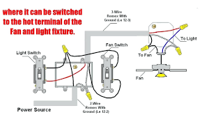 ceiling fan light fixture wiring diagram installation lights with outstanding a one switch