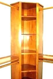diy corner closet design ideas organizer solutions elegant corn