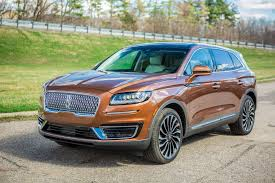 2019 Lincoln Nautilus Color Chart 2019 Lincoln Nautilus Review A Classy Comfy Crossover