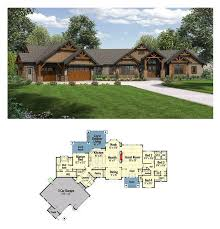 3 bedroom house plans with attached garage. one storey mountain ranch house. 3270 sq ft. dimensions: 124\u0027 x 88 3 bedroom house plans with attached garage e
