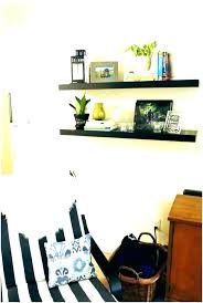 swingeing floating wall shelf shelves lack white ikea 110cm floating shelves long black white lack ikea australia