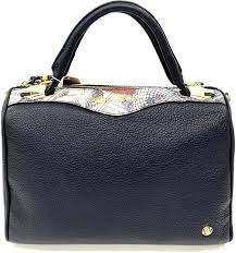 guillermo mariotto Borsa Donna in pelle THRASOPS BLACK: Amazon.it: Scarpe e  borse