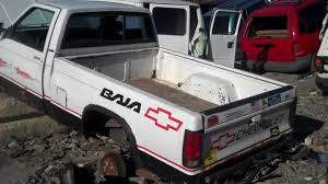 VERY RARE!! Chevy S10 BAJA in junkyard - YouTube