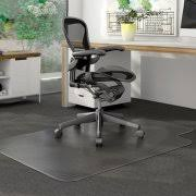 floor mat for desk chair. ktaxon pvc matte desk office chair floor mat protector for hard wood floors 48\ o